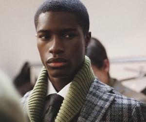 fashion, models, and melanin image