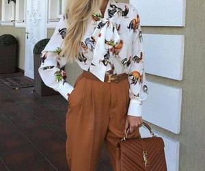 chic, sac, and classe image
