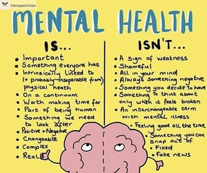 mental health, brains, and emotions image