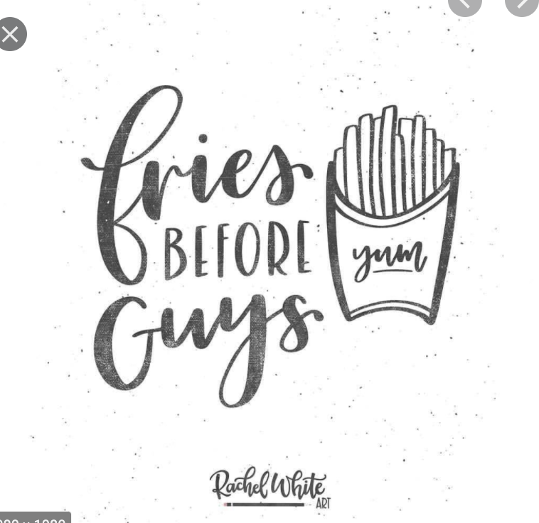 article, foodie, and fries image
