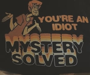 meme, aesthetic, and scooby doo image