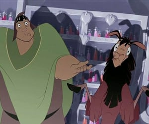 disney, the emperors new groove, and disney movies image