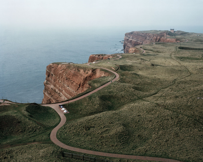 nature, cliff, and travel image