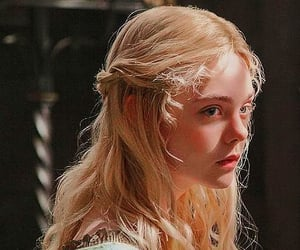Elle Fanning, maleficent, and aurora image