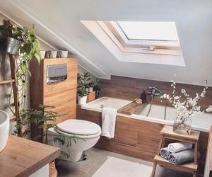 attic, bathroom, and restroom image