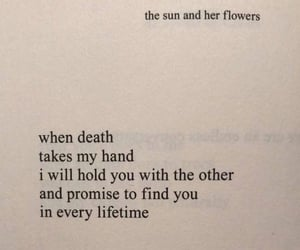quotes, love, and death image