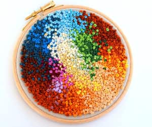 colors, embroidery, and etsy image