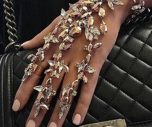 diamond, jewelry, and royal image