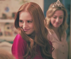 riverdale, girl, and cheryl blossom image