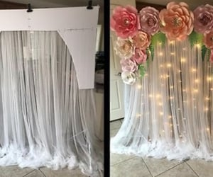 diy, event, and flowers image
