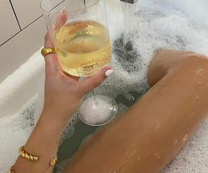 drink, fashion, and jewelry image