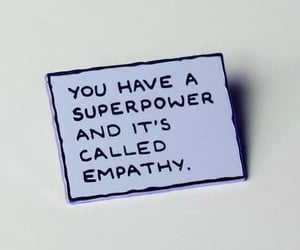quotes, empathy, and words image