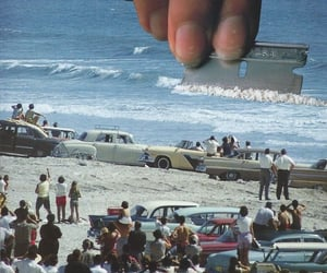 beach, cocaine, and drugs image