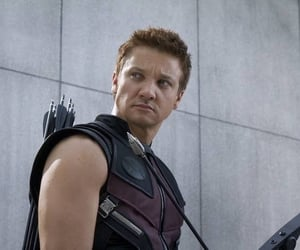 hawkeye, jeremy renner, and the avengers image