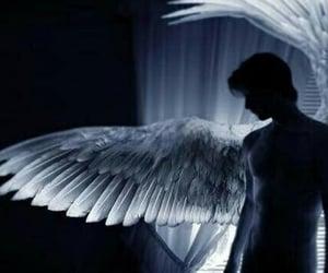 angel, fantasy, and magic image