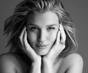 beauty, patrick demarchelier, and rosie huntington-whiteley image