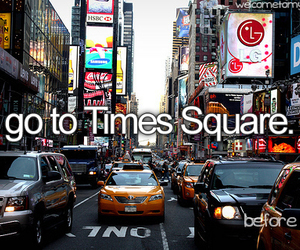 before i die, new york, and bucket list image