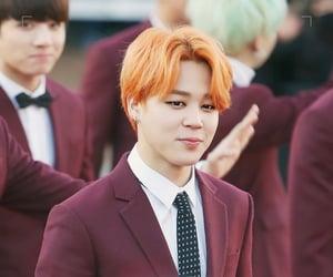 orange tangy hair image