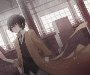 bungou stray dogs, anime, and art image