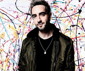 all time low, guitar, and jack barakat image
