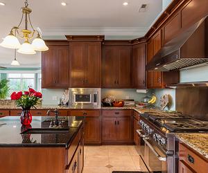 beautiful, house, and kitchen image