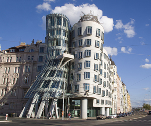architecture and Frank Gehry image