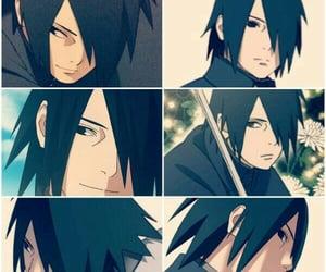 anime, sasuke, and naruto image