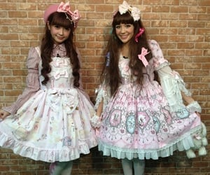 aesthetic, angelic pretty, and baby the stars shine bright image