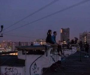 night and love image