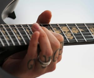avenged sevenfold, rock, and guitarist image