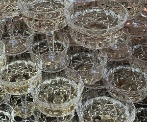 champagne, drink, and cheers image