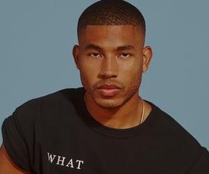 black, men, and melanin image