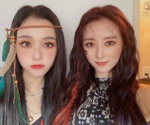 dreamcatcher, gahyeon, and SUA image