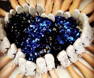 cheer, heart, and high school image