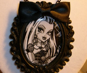 doll, green, and monsterhigh image