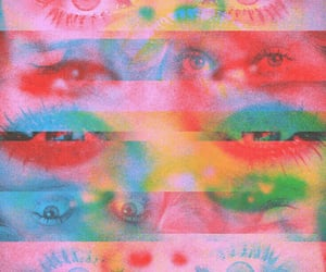 aesthetic, archive, and eyes image