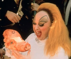 beauty, John Waters, and divine image