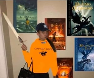 br, humor, and percy jackson image