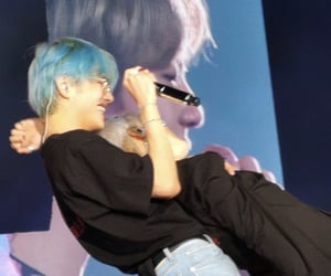 blue, friendship, and rm image