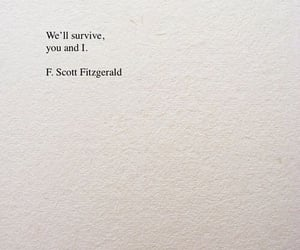 quotes, book, and f. scott fitzgerald image