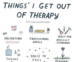 healing, mental health, and self love image