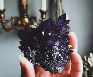 crystal and goth image