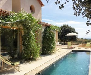 architecture, pool, and spain image