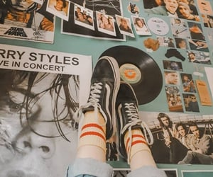 aesthetic, vintage, and music image