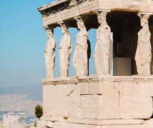 acropolis, aesthetic, and alternative image