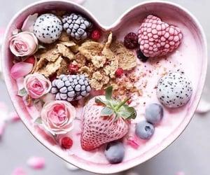 acai, blueberries, and dragonfruit image