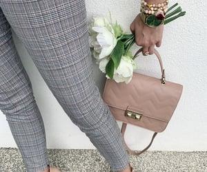 arm candy, bag, and bracelets image