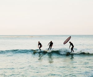 aesthetic, forever, and surfing image