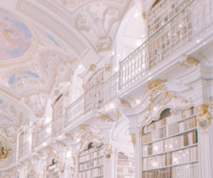 book, library, and architecture image