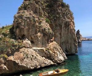 landscape, sea, and travel image